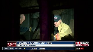 Deadly fire in Council Bluffs
