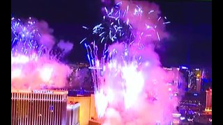 Details released about Las Vegas New Year's celebration