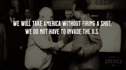 The Invisible Enemy - The Chinese Plan To Destroy the U.S.A.