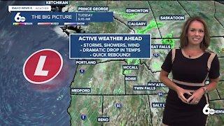 Rachel Garceau's Idaho News 6 forecast 6/8/21