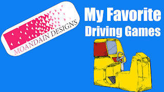 My favorite Driving games
