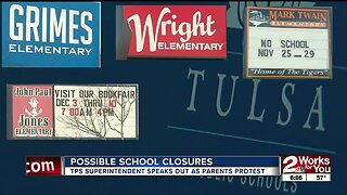 TPS speaks out about potential school closures