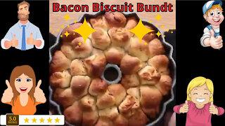 Bacon Biscuit Bundt Recipe - Amazing!