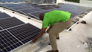 Solar power industry remains hot, installers needed
