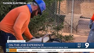 Tucson program prepares students for career in electrical field