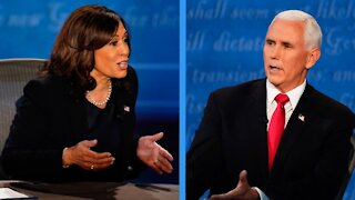 VP Debate: Mike Pence, Kamala Harris Clash On Pandemic Response