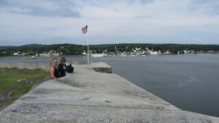 Surprise Meeting in Maine July 2018
