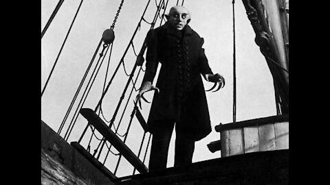 """F.W. Murnau's """"Nosferatu"""""""