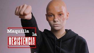 Maquilla la resistencia: Lucha contra el cambio climático