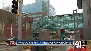 How to prevent spread of coronavirus