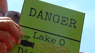 City removes fake warning signs