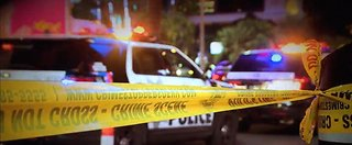 Police, volunteers search Vegas Strip for human trafficking victims