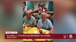Investigators search for clues after Martin County couple found dead in home