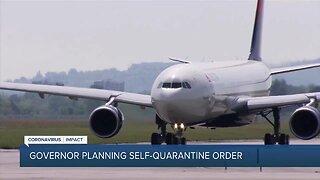 Gov. DeSantis orders New York travelers arriving on flights to quarantine