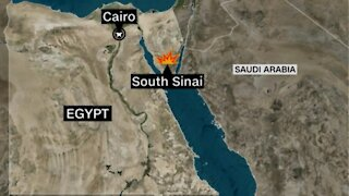 Helicopter Crash Kills 8 Peacekeepers In Egypt