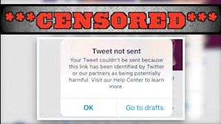 Twitter Won't Let You Post The Bombshell Hunter Biden Story