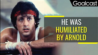 Sylvester Stallone Hated Arnold Because Of This One Thing