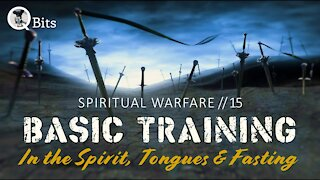 #410 // IN THE SPIRIT, TONGUES & FASTING (Live)