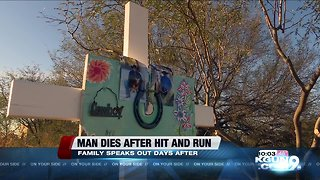 Family speaks out after son is killed in hit and run