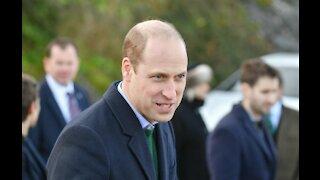 Prince William praises football fans