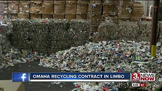 Omaha Recycling Contract in Limbo