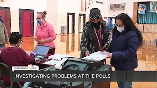 Ballot machine problems cause voting delays in Wayne County