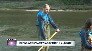 Buffalo Niagara Waterkeeper getting ready for summer