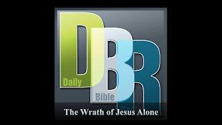The Wrath of Jesus Alone