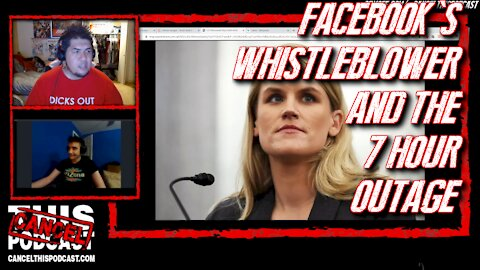 Facebook's Whistleblower Is A Total Psy-Op, And So Was Their 7-Hour Outage!
