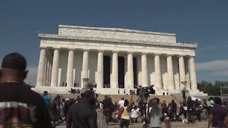 Thousands travel to D.C. to March on Washington