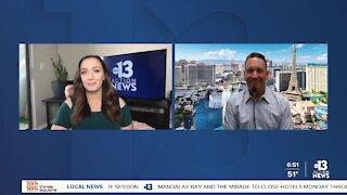 Financial advisor Steve Budin talks about the unemployment benefits deadline