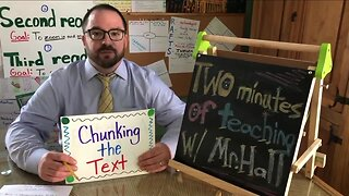 School House 7 - Chunking the text