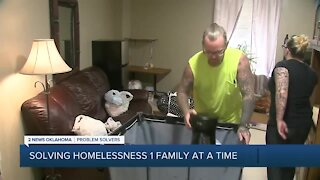Homelessness in Tulsa caused by high eviction rate, lack of affordable housing