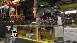 General Motors reopens with new COVID-19 safety measures