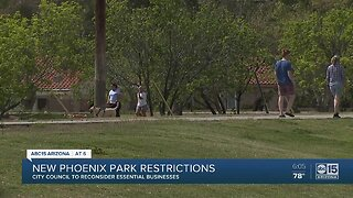 Phoenix city council to reconsider essential businesses