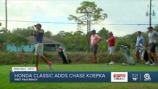 Chase Kopeka joins Honda Classic field