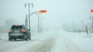 Alerte météo : Jusqu'à 20 cm de neige sont attendus dans plusieurs secteurs au Québec