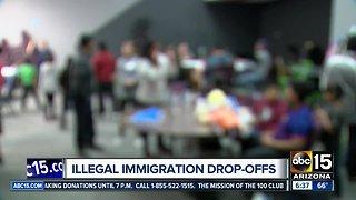 ICE Phoenix field director talks about spike in migrant families seeking asylum