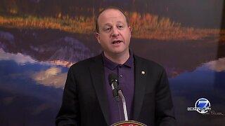 Colorado Gov. Jared Polis discusses legislative achievements as end of 2019 session nears