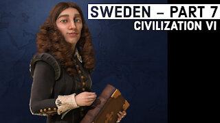 Civilization VI: Sweden - Part 7