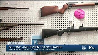 Second Amendment Sanctuaries: Two Oklahoma Counties Declaring Second Amendment