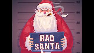 Worst Santa EVER Makes Kid Cry Over Nerf Gun !