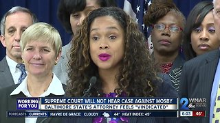 Supreme Court chooses not to hear case against Mosby
