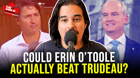 Can O'Toole actually beat Trudeau?