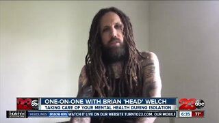 Part 2: One-on-one with Brian 'Head' Welch