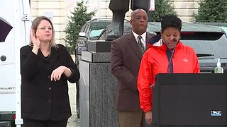Mayor Young and Baltimore officials provide update on City's COVID-19 response