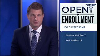 BBB warning about open enrollment scams