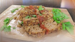 What's for Dinner? - Taco Meatloaf