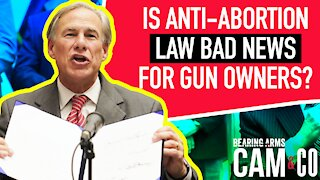 Is Texas' New Anti-Abortion Law Bad News For Gun Owners?