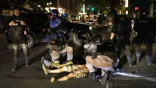 Man Killed During Portland's 94th Night Of Protests